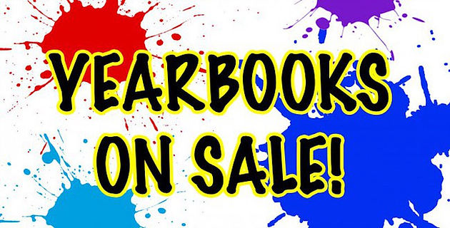 2019-2020 Yearbooks on Sale!