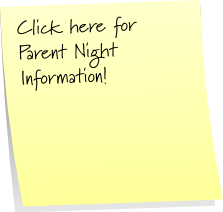 Upcoming 7th Grade Parent Night & Registration Information