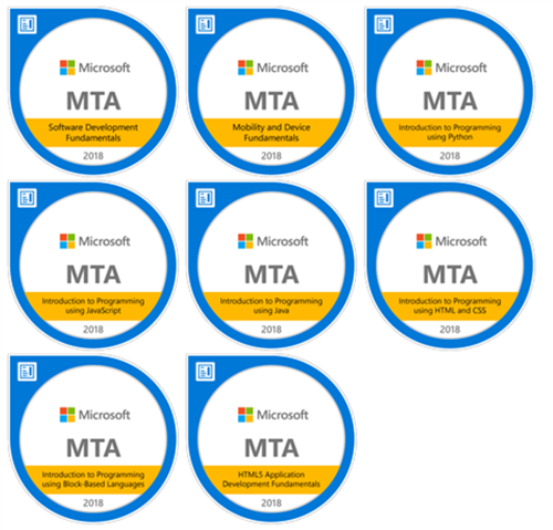 MTA Badges
